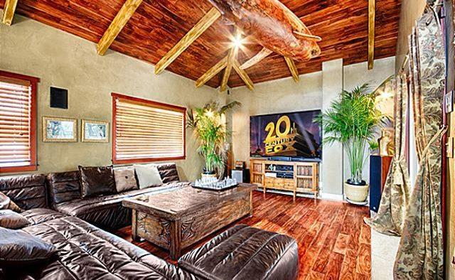 Kona Bay Estates Bliss - TV Room - Hawaii Vacation Home