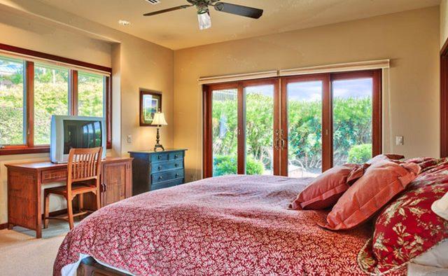 Cape Palm - Bedroom 2 - Waimea, Hawaii Vacation Home