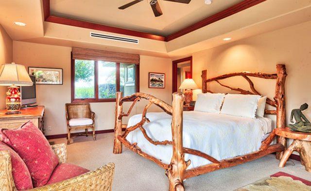 Cape Palm - Bedroom 6 - Waimea, Hawaii Vacation Home