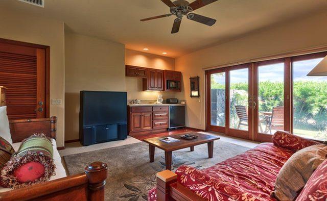 Cape Palm - TV Room 2 - Waimea, Hawaii Vacation Home