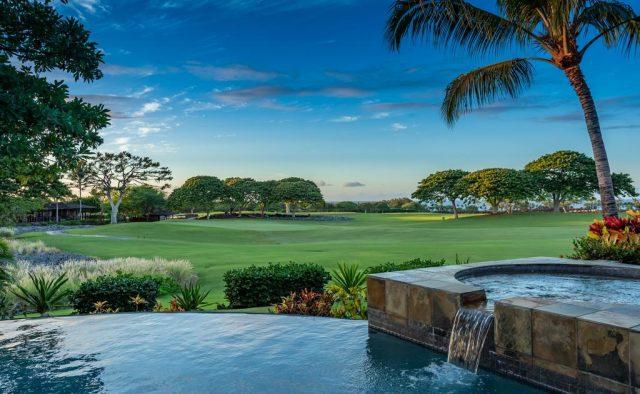 Maluhia Hale - Patio view - Hawaii Vacation Home