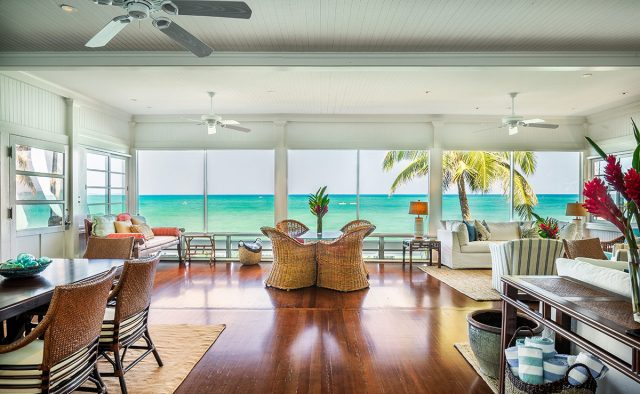Walkers House - Living Area - Luxury Vacation Homes