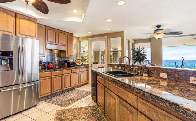 Opal Estates - Kitchen - Hawaii Vacation Home