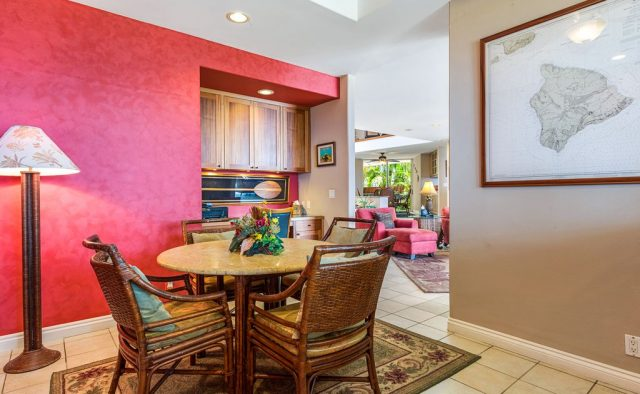 Opal Estates - Dining area - Hawaii Vacation Home