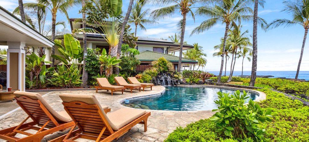 Opal Estates - Pool - Hawaii Vacation Home