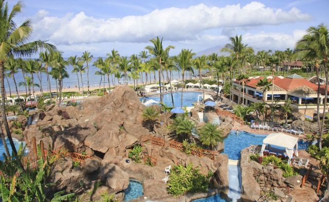 Opalite - Community Pool - Maui Vacation Home
