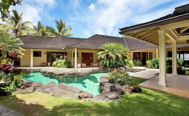 Plantation Paradise Luxury Home Rental - Overview - Hawaii Hideaways