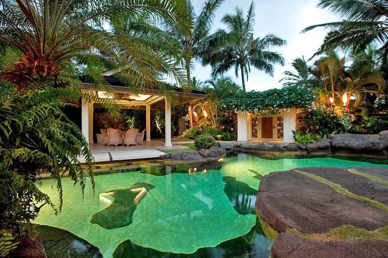 Plantation Paradise Luxury Home Rental - Pool - Hawaii Hideaways