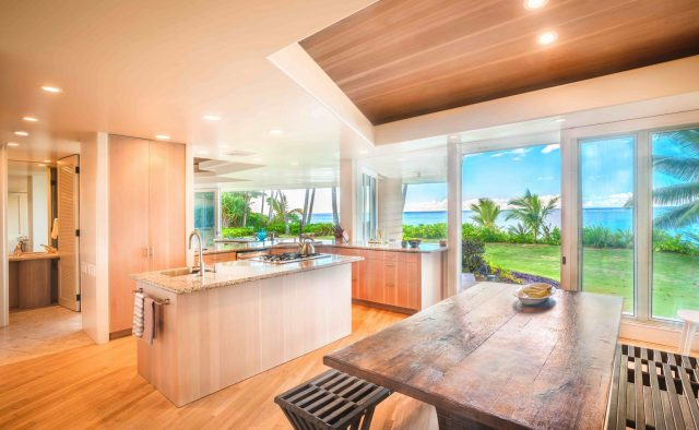Simply Anini - Kitchen - Hawaiian Luxury Vacation Home