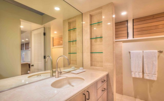 Simply Anini - Bathroom - Hawaiian Luxury Vacation Home