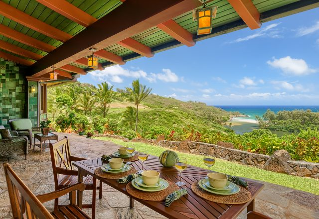 Whimsical Refuge - Patio - Luxury Vacation Homes