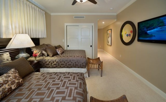 Aqualite - Twin Bedroom - Maui Vacation Home