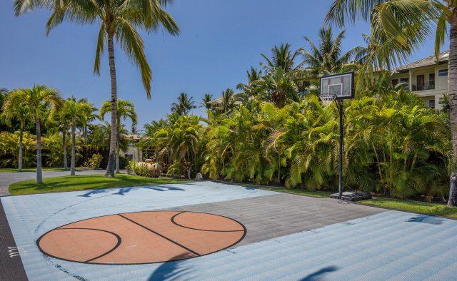 Cobalt Sky - Basketball court - Hawaii Vacation Home