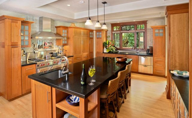 Beach Treasure - Kitchen - Hawaii Vacation Homes
