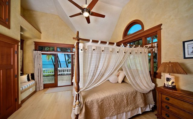 Beach Treasure - Bedroom 2 - Hawaii Vacation Homes