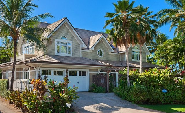 Beach Treasure - Front of the house - Hawaii Vacation Homes