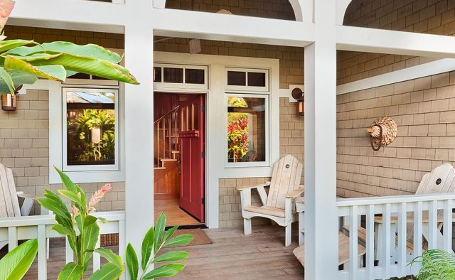 Beach Treasure - Frontdoor - Hawaii Vacation Homes