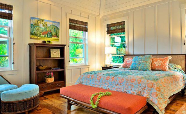 Beach Slippers - Bedroom 2 - Hawaii Vacation Home