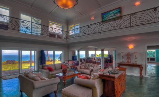 Kauai Serenity - Living area - Kauai Vacation Home