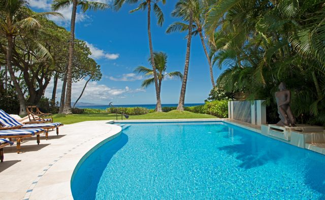 Sunny Surf - Pool - Luxury Vacation Rentals