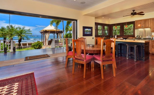 Sun Dreamz - Dining Room - Hawaiian Luxury Vacation Home