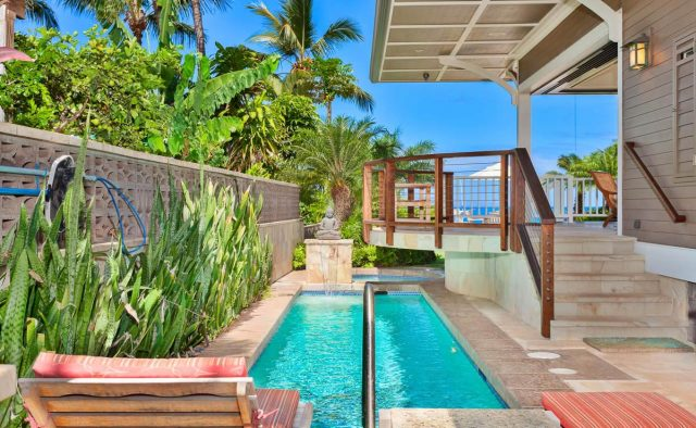 Sun Dreamz - Pool - Hawaiian Luxury Vacation Home