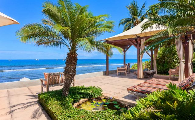 Sun Dreamz - Patio - Hawaiian Luxury Vacation Home