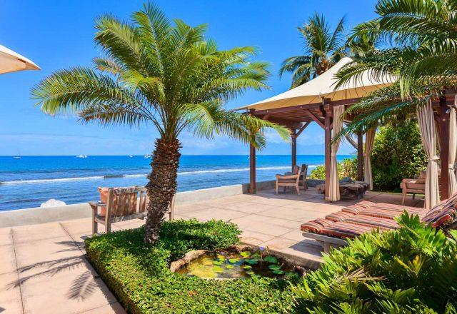 Sun Dreamz - Patio - Hawaiian Luxury Vacation Home