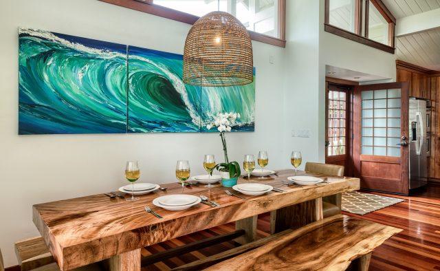 Tender Triumph - Dinning Room - Luxury Vacation Homes