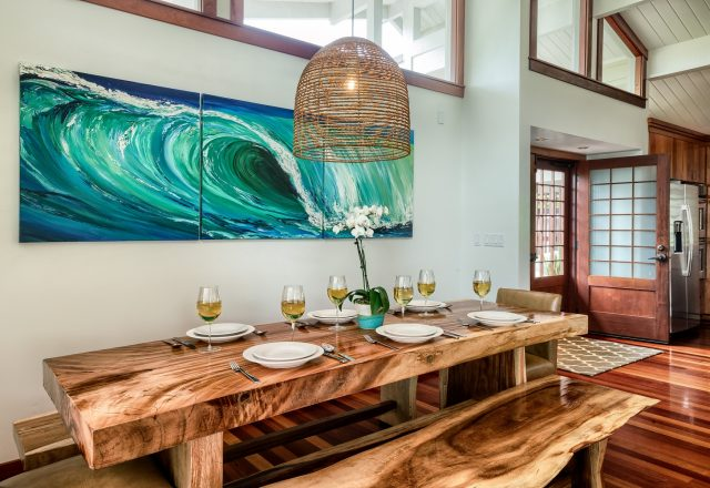 Tender Triumph - Dinning Room - Luxury Vacation Homes