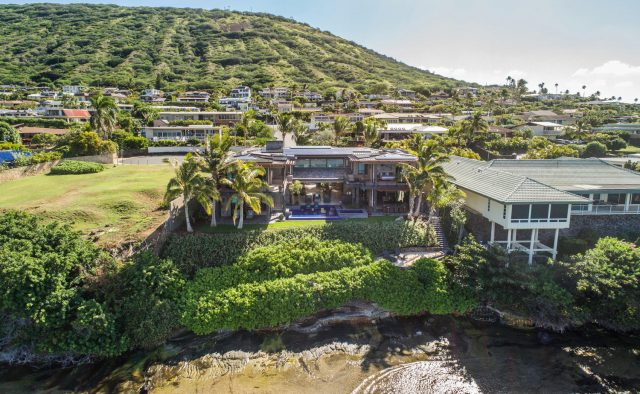 Sea Cliff Chic Luxury Home Rental - Overview - Hawaii Hideaways
