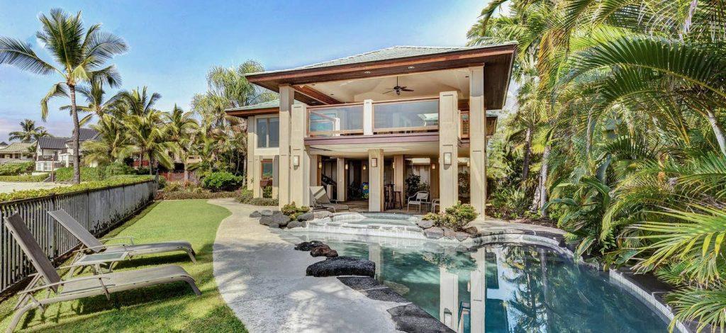 Cool Waters - Pool - Hawaii Vacation Home