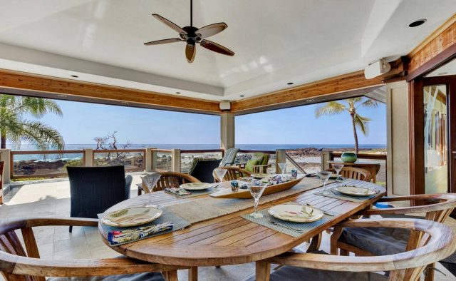 Cool Waters - Dining area - Hawaii Vacation Home