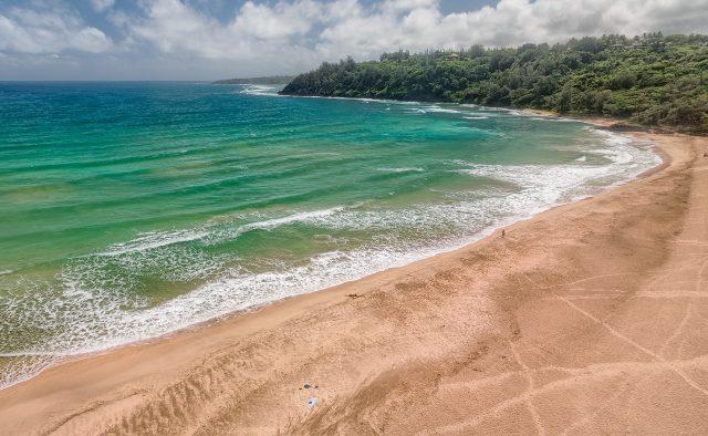 Lavishly Teak - Beach - Kauai Vacation Home