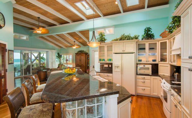 Healing Waters - Kitchen - Kauai Vacation Home