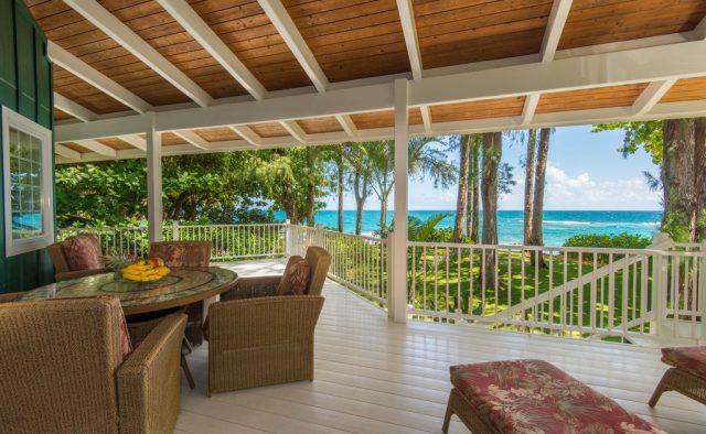 Healing Waters - Pack Patio - Kauai Vacation Home