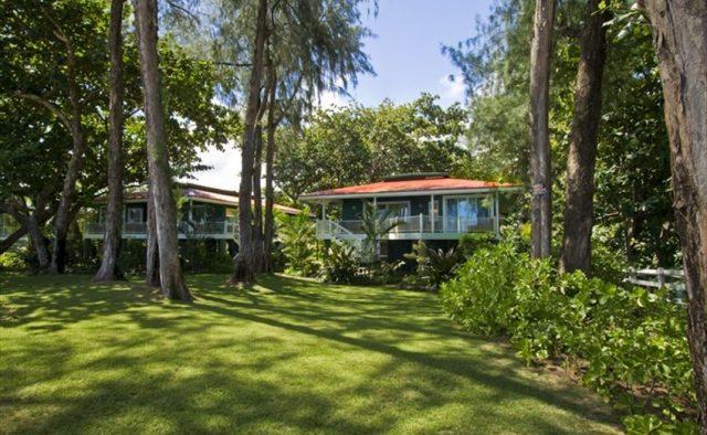 Healing Waters - Back of home - Kauai Vacation Home