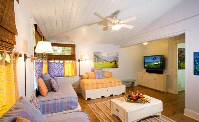 Hidden Passion - TV Room - Kauai Vacation Home