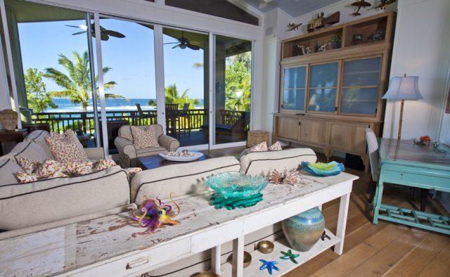 Hidden Passion - Living room area - Kauai Vacation Home
