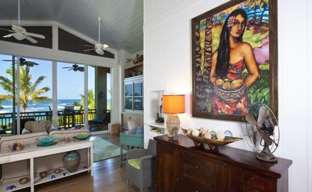 Hidden Passion - Artwork - Kauai Vacation Home
