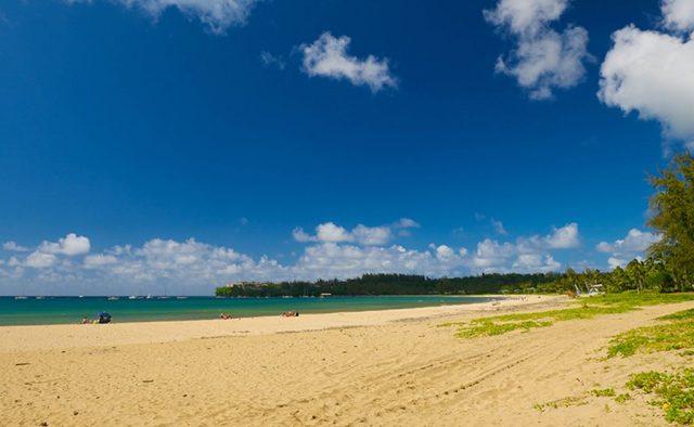 Natural Harmony - Beach and blue skies - Kauai Vacation Home
