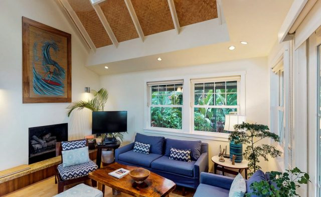 Natural Harmony - Living area - Kauai Vacation Home