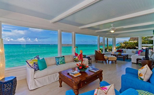 Honu Heaven - Living and sitting areas - Oahu Vacation Home