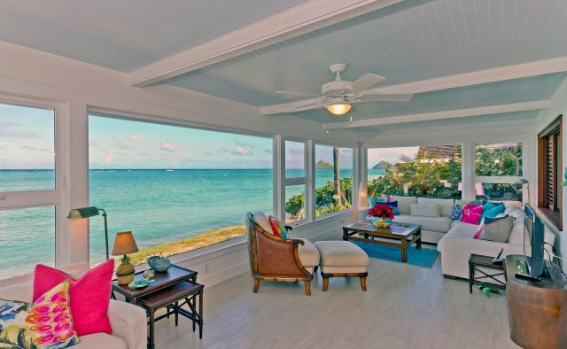 Honu Heaven - Ocean Views from the home - Oahu Vacation Home
