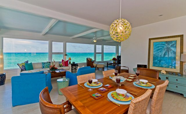 Honu Heaven - Dining area and table - Oahu Vacation Home
