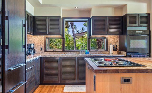 Hualalai 4202 - Kitchen - Hawaii Vacation Home