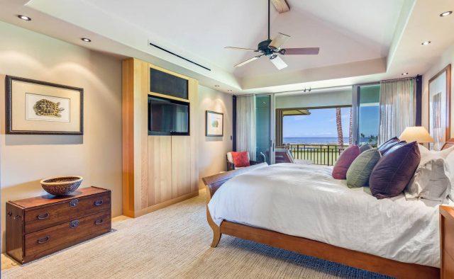 Hualalai 4202 - Bedroom - Hawaii Vacation Home
