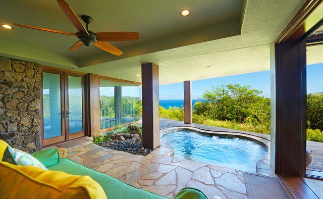 Lavishly Teak - Hot Tub - Kauai Vacation Home