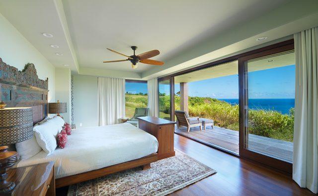 Lavishly Teak - Bedroom (Alternative View) - Kauai Vacation Home