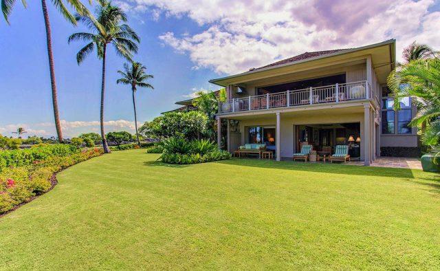 Ke Alaula 210A - Back of Home - Hawaii Vacation Home